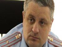 Начальник ГАИ Красноярска получил повышение