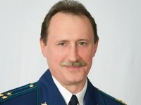Назначен прокурор Железнодорожного района Красноярска
