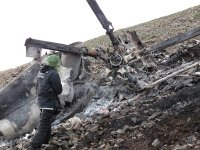 В расследовании крушения вертолета под Игаркой появились основные версии