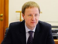 Виктора Томенко утвердили на должность председателя правительства Красноярс
