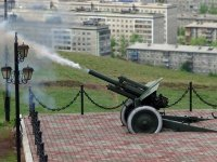 Красноярской пушке придется стать тише