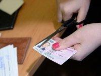 Дума разрешила отбирать водительские права за трехкратное нарушение ПДД