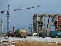 Строительная компания оспаривает контракт на строительство ледового дворца