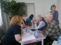 Красноярские юристы оказали помощь ветеранам