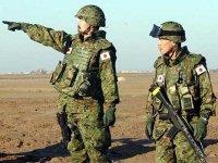 Японский парламент разрешил использование армии за границей