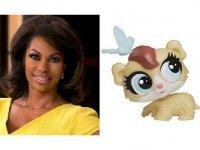 Ведущая телеканала Fox подала в суд из-за сходства с игрушечным хомяком