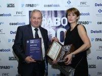 """Фоторепортаж: Торжественная церемония рейтинга """"Право.ru-300"""" — фото 22"""