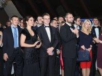 """Фоторепортаж: Торжественная церемония рейтинга """"Право.ru-300"""" — фото 8"""