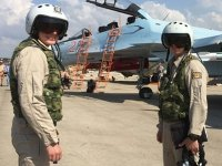 Участники операции ВКС РФ в Сирии получат статус ветеранов боевых действий
