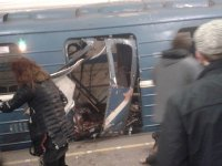 Взрыв в метро Санкт-Петербурга: есть жертвы, возбуждено уголовное дело