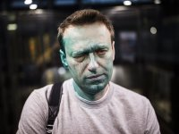 МВД возбудило уголовное дело после нападения на Навального
