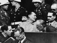 Нюрнбергский процесс: следствие, обвинение, приговор