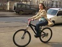 Страховая компания уплатит  велосипедистке 111,4  тыс. руб.
