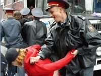 В Москве открыт пункт сбора жалоб на сотрудников милиции