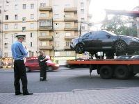 Эвакуацию авто возле краевой больницы признали законной