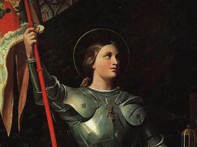 Орлеанская дева: гордая воительница или блаженный миротворец?