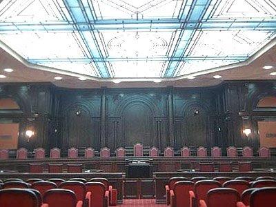КС во вторник решит судьбу пожизненного содержания судей