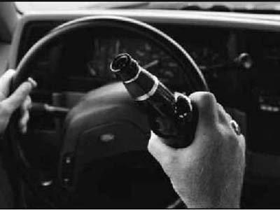 Впервые судят женщину-автомобилистку, повторно попавшуюся на вождении в пьяном виде