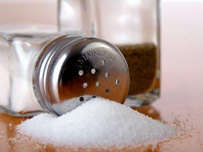 Правительство включило соль в список санкционных продуктов