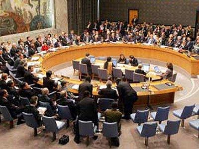 Украина готова созвать Совбез ООН из-за обвинений в терроризме со стороны РФ