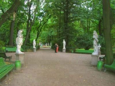 Русский музей выиграл суд по реконструкции Летнего сада