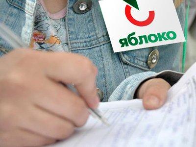 """""""Яблоко"""" оспорит в ВС итоги выборов в Госдуму"""
