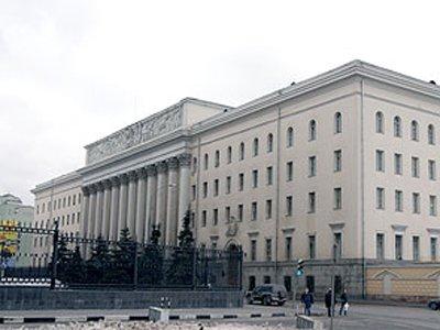 Главу управления Генштаба судят за лицензионные договоры и лишнюю квартиру за 18,5 млн руб.