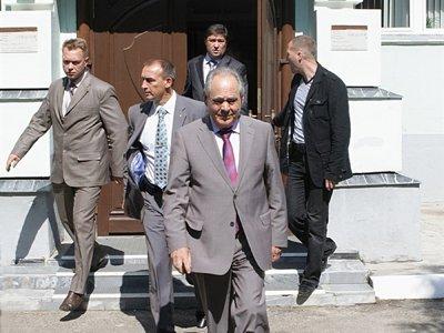 Прокуратура: 12 сентября 2008 году Муртазин разместил в сети Интернет заведомо ложные сведения о смерти Шаймиева