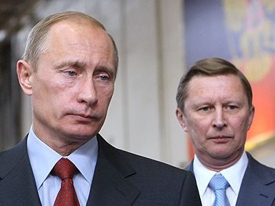Путин сохранил за Ивановым пост главы группы мониторинга правоприменения