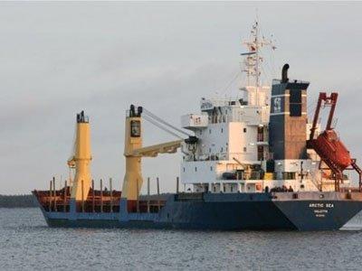 Arctic Sea не захватывали пираты. Это были экологи?