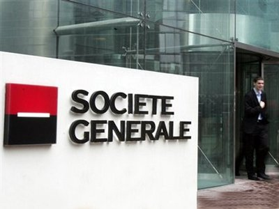 Societe Generale закрывает счета российских дипломатов