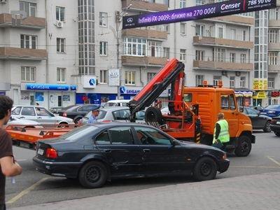 В СПЧ поддержали ограничение поводов для эвакуации автомобилей