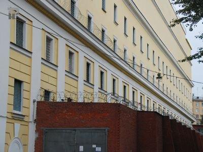 Следственный изолятор №1 Москвы (Матросская тишина)