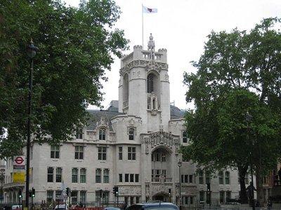 В Великобритании прошла церемония открытия здания Верховного суда