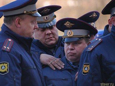 Задержаны инспекторы ГИБДД, сбившие пешехода и оставившие его умирать на дороге
