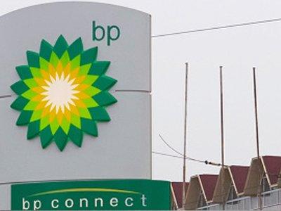 залитого на АЗК BP в