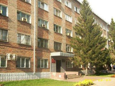 Центральный районный суд г. Омска Омской области — фото 1