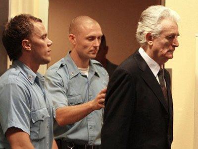 Гаагский трибунал восстановил обвинения в геноциде против Радована Караджича, снятые в прошлом году