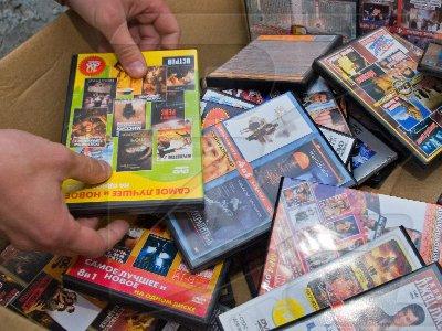 Продавцу контрафактных DVD-дисков московский суд назначил реальный срок