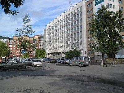 Центральный районный суд г. Тюмени Тюменской области — фото 1