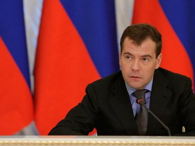 Медведев утвердил замену ареста на залог по экономическим преступлениям