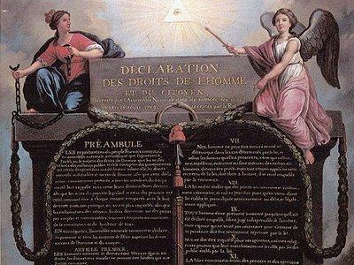 Понятие ordre public впервые было использовано в ст. 10 Декларации прав человека и гражданина 1789 г.