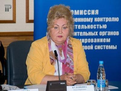 Кудешкина проработала судьей 18 лет