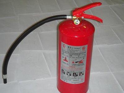 У ГИБДД может появиться обязанность проверять качество огнетушителей в авто
