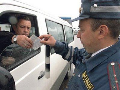 ГИБДД открестилась от балльной системы штрафов за нарушение ПДД, прошедшей первое чтение в Госдуме
