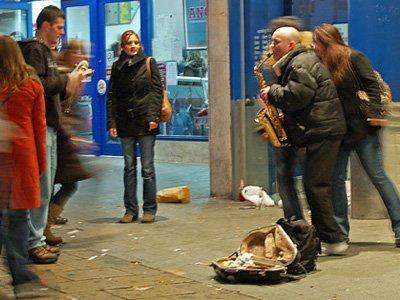 Общественная палата призывает изменить КоАП ради уличных музыкантов