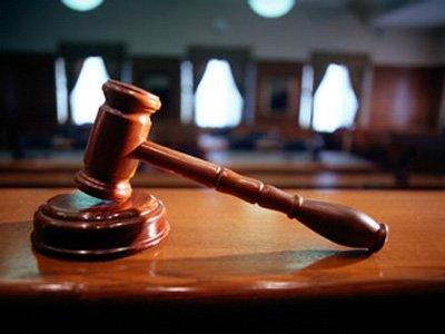 Участник процесса получил полтора года за угрозу взорвать прокурора