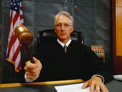 Сама тревожность: у многих американских юристов страх вызывает атмосфера в зданиях суда