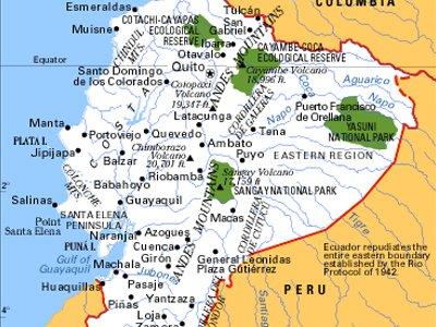 Суд Эквадора впервые рассмотрит дело о преступлениях против человечности