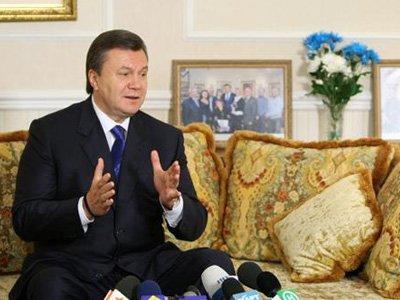 Суд Украины вернул государству землю резиденции Януковича